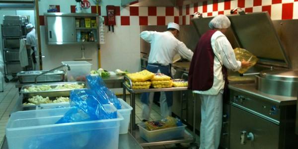 La Cuisine Centrale de l'ESAT Avenir